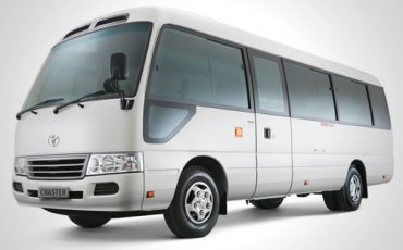 22 Seater Toyota Coaster